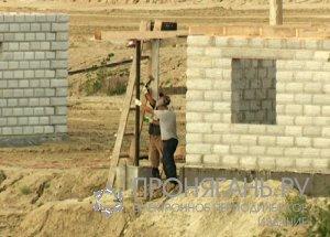 В Нягани развернулось строительство в новом микрорайоне